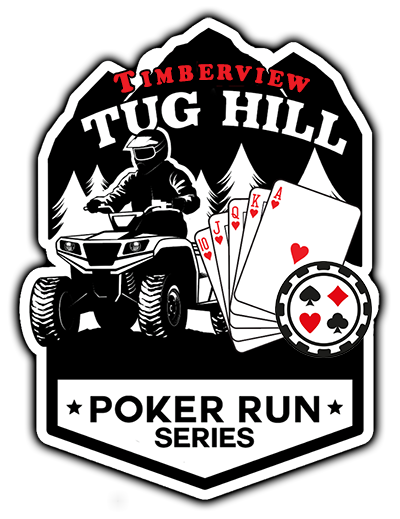 Timberview Tug Hill ATV/UTV Poker Run Series Logo