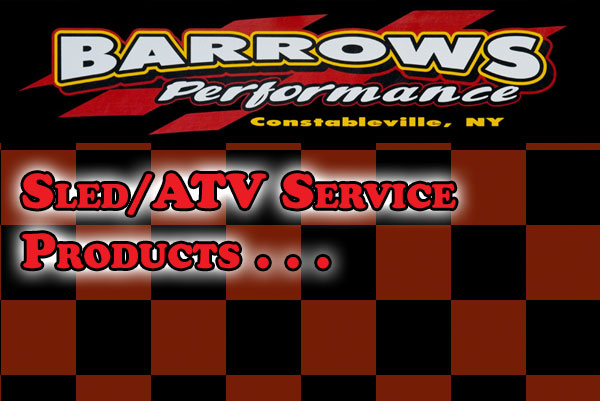 Barrows Performance Sled/ATV Services