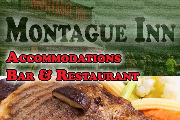 Montague Inn Food/Lodging