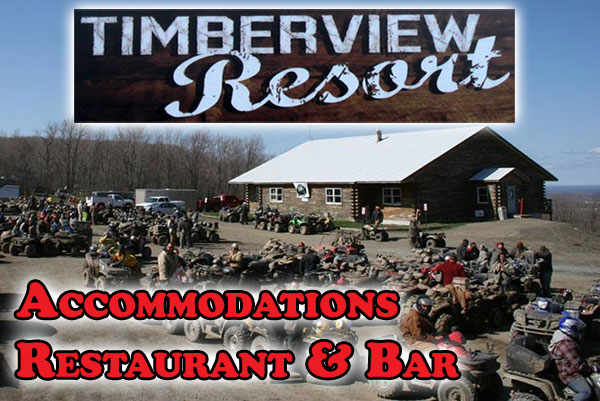 Timberview Resort Food/Lodging